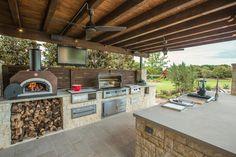 pizza oven buiten keuken - Google zoeken