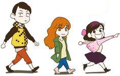 Cheese in the Trap Web Manga- So fun!