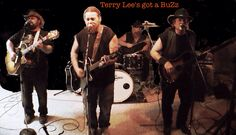 Terry Lee's got a BuZz