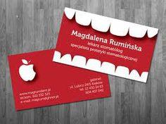 dentist business card - Hľadať v Google