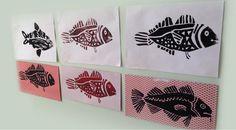 Lav tegninger af dyr om til små puslespil i  mosgummi og saml delene på en plade. Børnene  bruger deres iagttagelsesevne, tegneteknik og  sans for detaljer