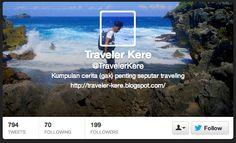 @TravelerKere Twitter Header Image