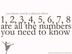 1, 2, 3, 4, 5, 6, 7, 8 are all the numbers you need to know