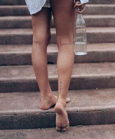 Tatuajes minimalistas - Revista Paula
