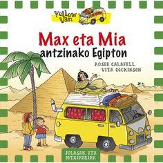 Max eta mía antzinako egipton: