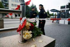 Ouf! #Munich mais..Un forcené plutôt qu'un terroriste. La police allemande penche pour cette piste après la fusillade qui a fait 9 morts,vendredi à Munich.«N...