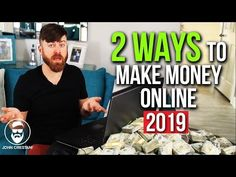 A lot of people take advantage of the internet to make money and unfortunately some are scams. In this episode, I'm sharing with you 2 ways, one doing basic . Way To Make Money, Make Money Online, How To Make, Country Songs, Average Person, Things To Sell, Youtube, Youtubers, Youtube Movies