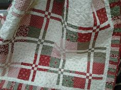 disappearing nine patch quilt - Google Search