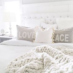 6 Ways To Warm Up Your House This Fall - Jillian Harris One of my favorite things about the changing of the seasons is the changing of my home decor. I try to make sure that every season feels slightly Boudoir, Home Interior, Interior Design, Master Bedroom, Bedroom Decor, Bedroom Beach, Cozy Bedroom, Dream Bedroom, Bedroom Ideas
