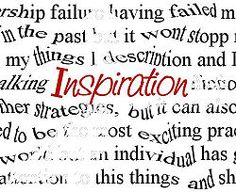 How to Stay Inspired