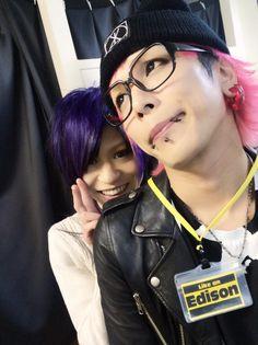 Yume.Hayato (Codomo Dragon) / lol, Hayato looks so done. XD