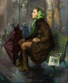 Maher Art Gallery: Francisco Ribera Gomez Madrid/ 1907 -1990