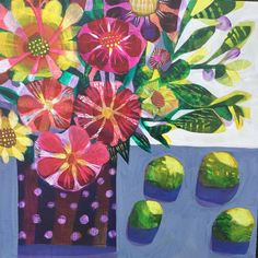 Flowers and Limes [official title unknown] -- by Este MacLeod