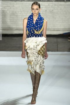 Altuzarra collection (Spring-Summer 2013, New York Fashion Week) (33 HQ pictures) - http://celebsvenue.in/altuzarra-collection-spring-summer-2013-new-york-fashion-week-33-hq-pictures/