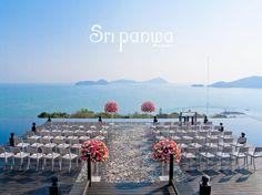 Wedding Celemony at Baba Nest ,Sri Panwa Phuket,Thailand - Life Style Hotel Phuket Thailand