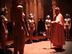 Something you'll never witness in person. Vampire Masquerade, Satanic Rituals, Satanic Art, Occult Art, Metal Girl, Sci Fi Movies, Stanley Kubrick, Illuminati, Vintage Photographs