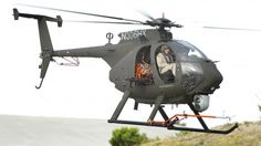 Boeing has tested its AH-6i light attack helicopter for the first time in its production c...