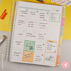 My Planner Colibri Bullet Journal Travel, Bullet Journal 2019, Bullet Journal Inspo, Agenda Planner, Planner Book, Printable Planner, Planner Stickers, My Planner Colibri, Bujo