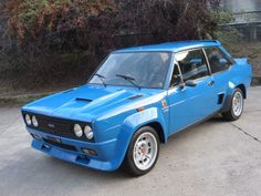 1976 #Fiat 131 #Abarth for sale - € 62.000