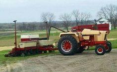 Case Tractors, Old Tractors, Tractor Implements, Future Farms, Ranch Life, Down On The Farm, Heavy Equipment, Big Trucks, Farm Life
