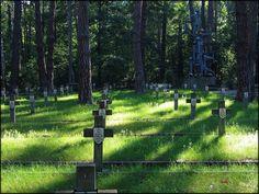 Na wojskowym cmentarzu - Granica