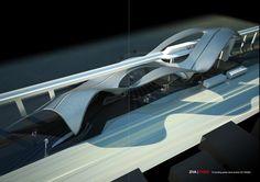 AA Visiting School : ZHA [Futuristic Architecture: http://futuristicnews.com/category/future-architecture/]