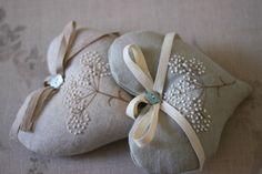 If you are looking for a truly special touch to your home or a gift, this heart is ideal.Beautifully handmade lavender hearts in exquisite Peony Lavender Bags, Lavender Sachets, Lavender Pillow, Mother Of Pearl Buttons, Mother Pearl, Cow Parsley, Fabric Hearts, Lace Heart, Handmade Design