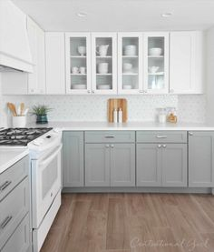 Kitchen:What Color Walls With Gray Cabinets Pictures Of White High Gloss Kitchens Grey Kitchen Cabinets With White Countertops Kitchen Cabinets Grey Color Beautiful Gray Kitchen Cabinets Stunning Grey And White Kitchen Designs