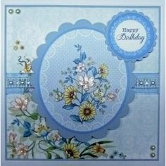 The Hobby House Sweet Meadow Collection (UK Delivery Only) - The Hobby House from The Hobby House UK Card Crafts, Paper Crafts, House Cards, Hobby House, Christian Cards, Card Patterns, Making Cards, Pretty Cards, Copics