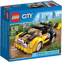 Comparez les prix du LEGO City 60113 avant de l'acheter ! Infos, description, images, vidéos et notices du LEGO 60113 La voiture de rallye sur Avenue de la brique