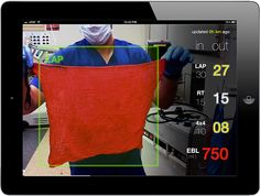 Hbloss Gauss Surgical Blood Loss Measurement App Approved by FDA for Use in ORs