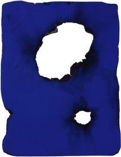 Yves Klein Archives 05 International Klein Blue, Nouveau Realisme, Monochrome, Style Bleu, Yves Klein Blue, Blue Colour Palette, Color Blue, Blue Pigment, Aura Colors
