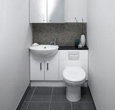 toilets for small spaces space saving bathroom toilet design ideas interior Toilet For Small Bathroom, Small Bathroom Interior, Compact Bathroom, Small Bathroom Storage, Bathroom Toilets, Modern Bathroom, Bathroom Ideas, Bathroom Designs, Space Saving Toilet
