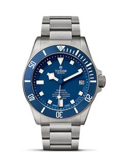 Tudor Pelagos Diving Swiss Watch /// Founded 170 years ago, GOBBI 1842 is an official retail store for refined jewelleries and luxury watches such as Tudor in Milan. Check the website : http://www.gobbi1842.it/?lang=en
