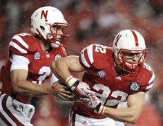 Nebraska Players - Taylor Martinez, Rex Burkhead