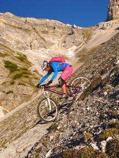 The down slope - sylvia_leimgruber