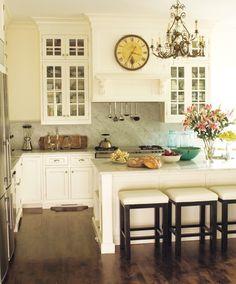 Cuisine de marbre classique