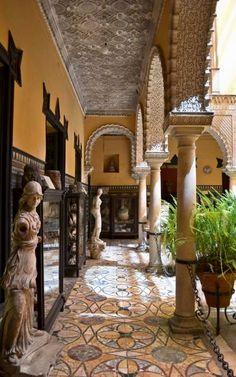 Lebrija Palace, Seville, Spain