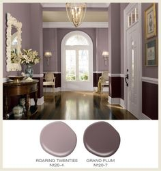 Colorfully, BEHR :: Tonal Color Styling