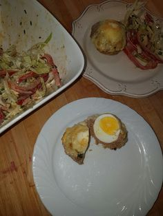 5hugs: Rezept: Mini-Hackbraten oder: Low-Carb Muffins