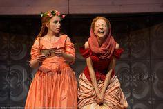 The Two Gentlemen of Verona Erica Sullivan, Judith-Marie Bergan. Elizabethan Theatre, Verona, Shakespeare Festival, Gentleman, Two By Two, Female, Disney Princess, Graham, Theater