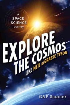 This introduction to space science for children uses the story of Neil deGrasse Tyson's life and career to frame the journey. Catch the thrill of the cosmos and space science through the life of Neil