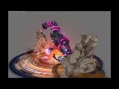 ChangGwon Han Tartaros Online demo Reel - YouTube