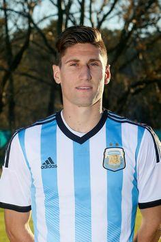 Jugadores de la selección Argentina Mundial Brasil 2014 - Federico Fernández
