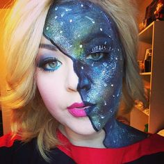 Love this Halloween look by jennaburgus. Tag your pics #SephoraSelfie & #Halloween for a chance to be featured on our board! #Sephora