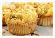 Raparperia Muffin, Cupcakes, Breakfast, Food, Breakfast Cafe, Muffins, Cupcake, Essen, Yemek