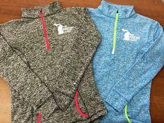 New Michigan Fresh Coast Fleece Quarter Zip Pullovers!  Livnfresh.com
