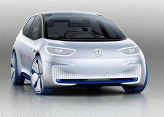 Dévoilée au Mondial de Paris, le concept Volkswagen ID préfigure la future berline compacte dotée d'une autonomie de 600 km