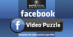 Social Gamer - Faceboook Video Puzzle