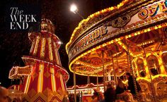 Discover the best of festive events this weekend with Tempus' go-to guide of what's on in London